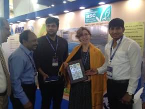 ASC meet Indian shrimpproducers